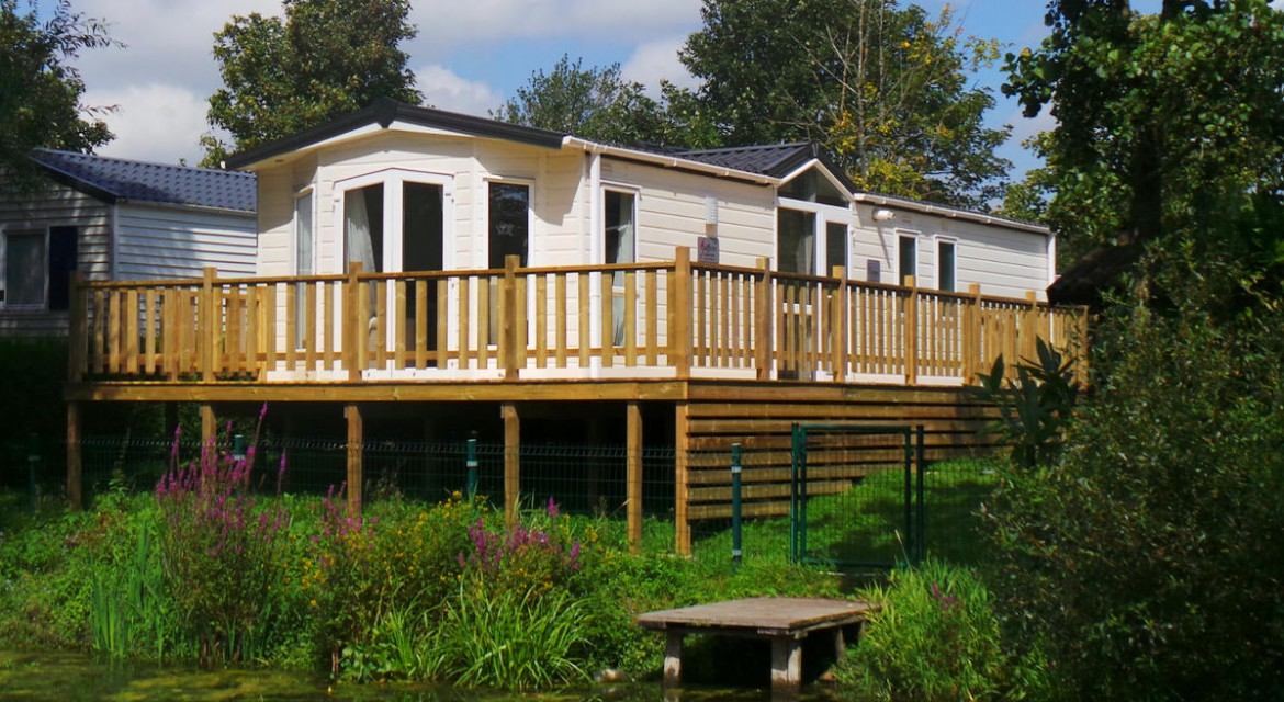 Poem from a happy customer mobile homes abroad for Modular homes france