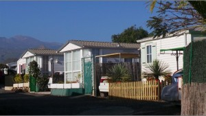 Mobile homes in Tenerife