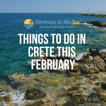 Things to do in crete over rocky ocean image