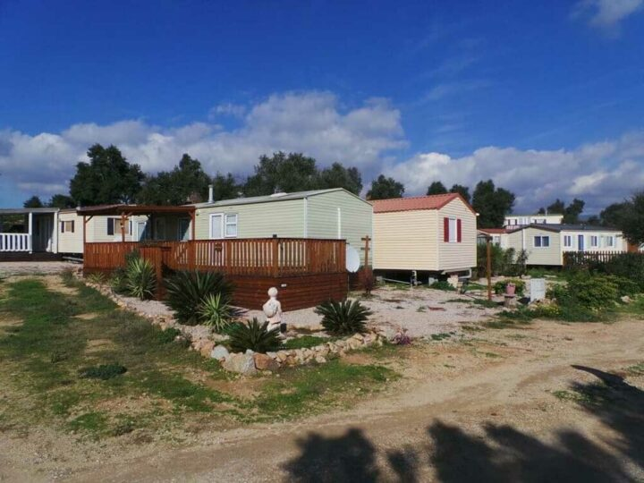 Retire or holiday in a static caravan in the Spanish or Greek sun